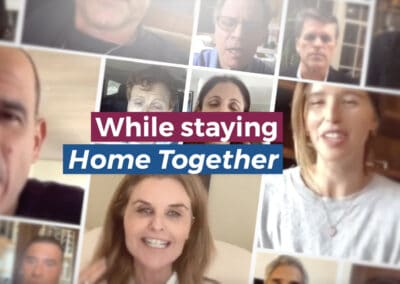 #HomeTogether series